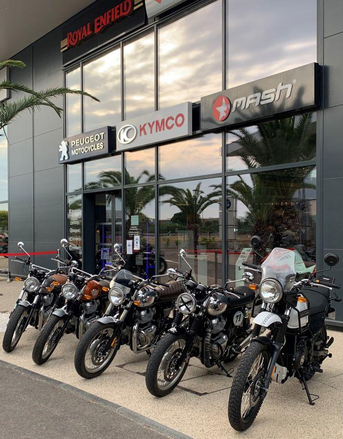 Balade Moto 100% Royal Enfield by Motostore 34